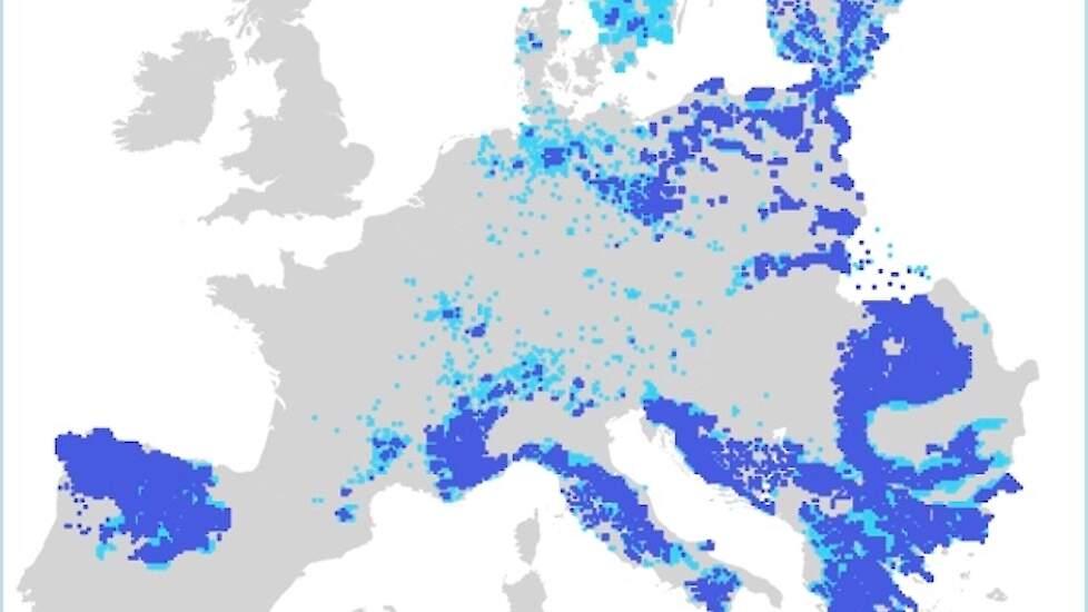 Bouwen in een Natura 2000-gebieden kán wel: 'onderaannemers moeten ... | 550x978
